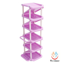 tall shoe rack plastic bathroom shoe cabinet