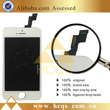 Hot sale for repair store damaged destroy breakdown front glass screen restored service for iphone 5s lcd