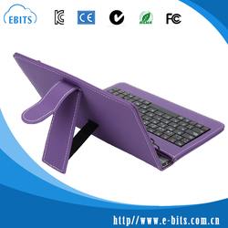 Wholesale customized High quality multi-touch touch keyboard case For Google Android