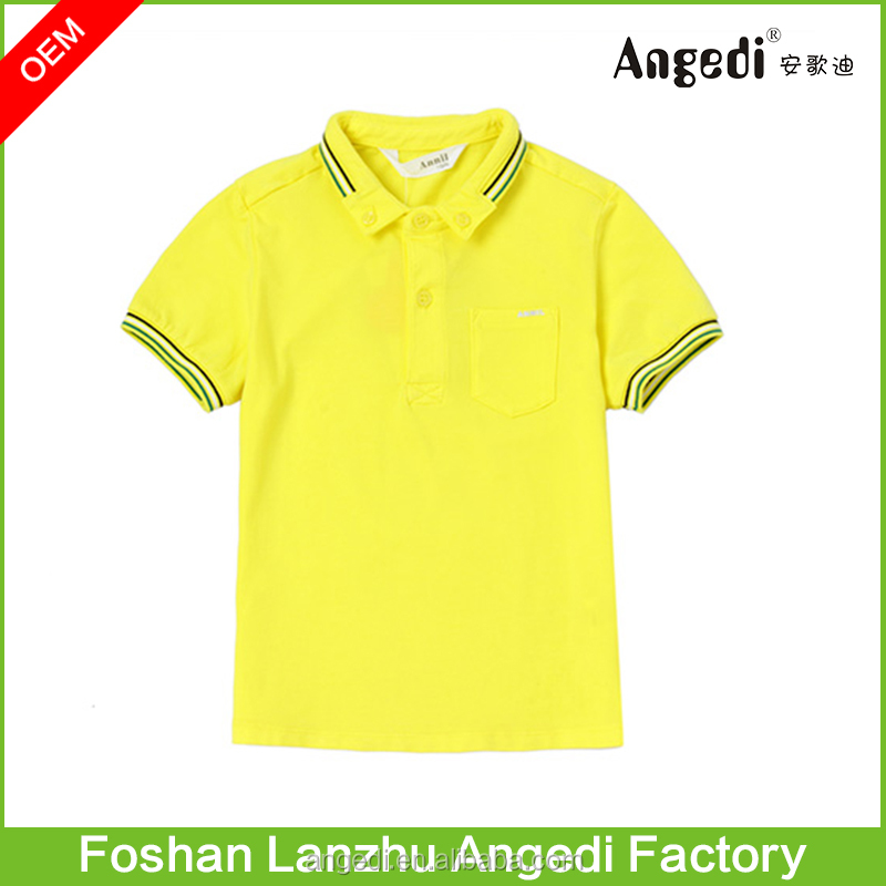Kids polo shirts t shirt boy babys clothing for children wholesale