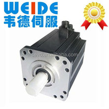 1.0/1.3/1.5/2.0kw ,1000/2500rpm,4-10nm,130 flange ac servo drive and motor for cnc machine