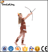 Cosplay costume Child Native American Indian Girl halloween Costume large