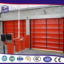 China Factory Wholesale Automatic Pvc Roll Up Door Made In China