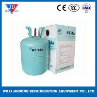 30LB 13.6KG Refrigerant gas R134a high purity refrigerant R134a