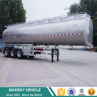 Tri Axle 42CMB Fuel Oil Tanker