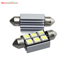 2014 Hot Sell New products 8smd 5050 42mm canbus led or led festoon canbus