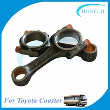 China auto parts piston arm for bus Toyota Coaster spare parts