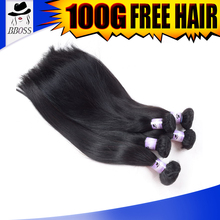 Hot selling angola hair, unprocessed beyonce hair pieces