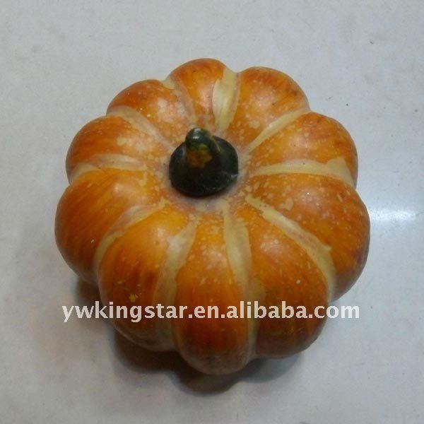 Fake Foam Pumpkin