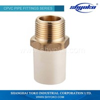 Wholesale high quality plastic water meter coupling
