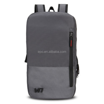 School branded laptop backpack,ultra slim laptop backpack