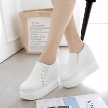 Fashion beautiful lady willow nail platform shoes