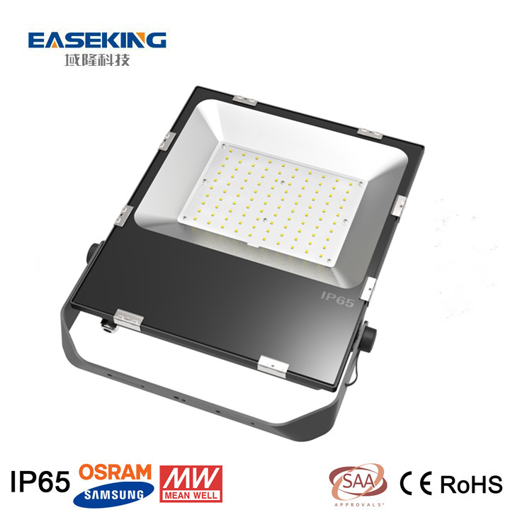 Waterproof Long-distance Cob Rgbw Stadium floodlight Ip65 Outdoor Rgb 100w Led