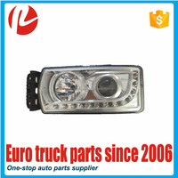 European truck auto body spare parts oem 5801571746 headlight for Iveco nuovo stralis 2013 head lamp