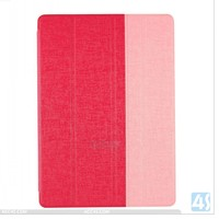 Couple Colors Leather Book Case for iPad Mini 2 P-APPIPDM2PUCA007
