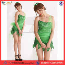 PGWC1210 Sex Fantasy Fairy Dress Costume fairy tail cosplay Party Costume