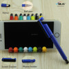 New phone stand pen 4 in 1 fancy plastic phone holder pen