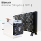 Stirring Arrival Bitmain Antminer S9 Hydro Miner with Low Noise and Consumption