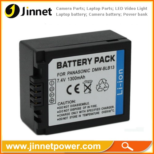 Replacement Battery For Panasonic DMW-BLB13 DMW-BLB13E DMW-BLB13GK