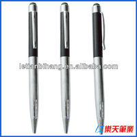 LT-Y268 Stylus touch metal ball pen for ipad