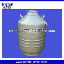 50 Liters liquid nitrogen biological containers Manufacturer supply liquid nitrogen tank,