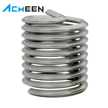 Top quality 1/4-20 Hardness screw thread insert wire thread insert