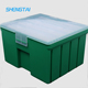 PP material high quality injection molding plastic molded container storage boxes with low price