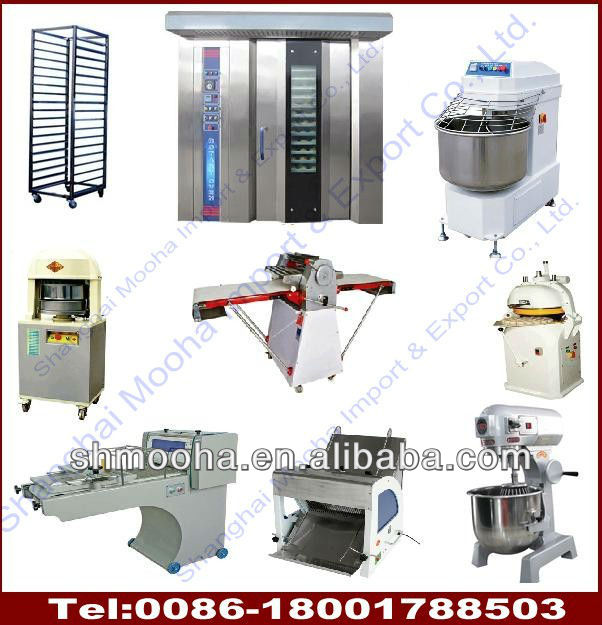 bread factory equipment / bread production line /bakery plant (ISO9001,CE)