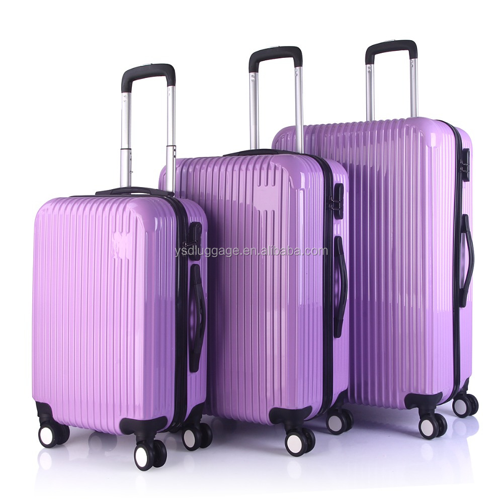 travel house cabin luggage trolley with removable wheels