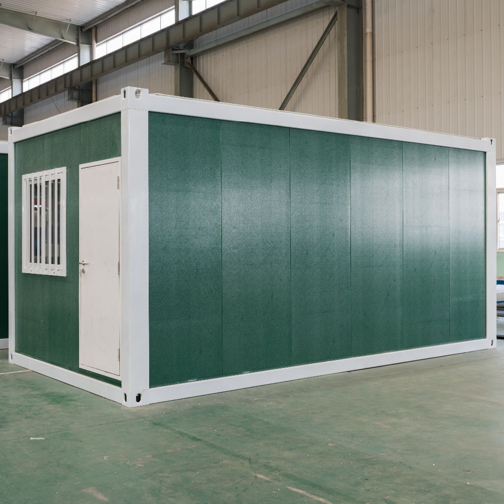 folding prefab mobile container house
