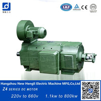 factory high quality electrical silent dc motor 220v