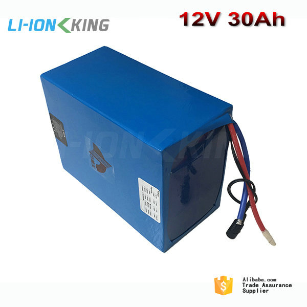 LI-ION KING Li-ion Battery Pack 12V 30Ah Lithium Battery