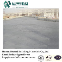 fireproof sound insulation construction material foam cement made in China