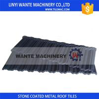 2017 most popular building materials for house stone coated roof tile suitable construction