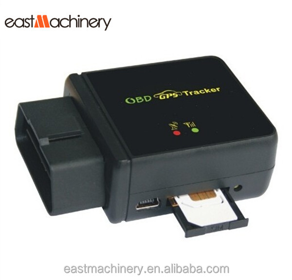Real Time Tracking GPS Tracker OBD With Diagnostic Function OBD II GPS GPRS GSM Car Tracker