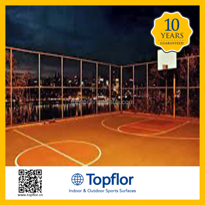 6.0mm sports pvc vinyl floor for indoor basketball sports court