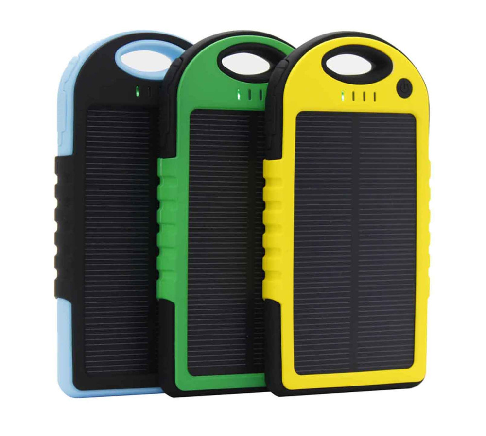 Solar Battery Charger Solar Power Bank Charger Solar Panel Charger