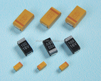 Manufacturer Part Number Tantalum Capacitors Description