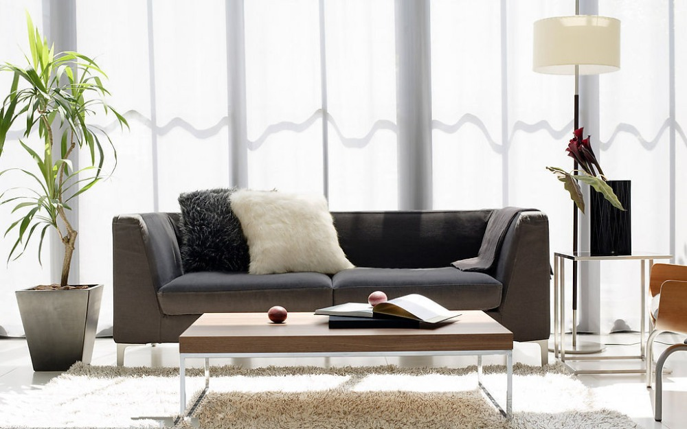 Soft Touch Feel Elegant Designs Modern Fabric Sofa Sets Goose Feather Sofa Down Feather Sofa Sectional