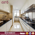 Hot sale furniture guangzhou manufacturer white lacquer cabinet modular kitchen cabinets