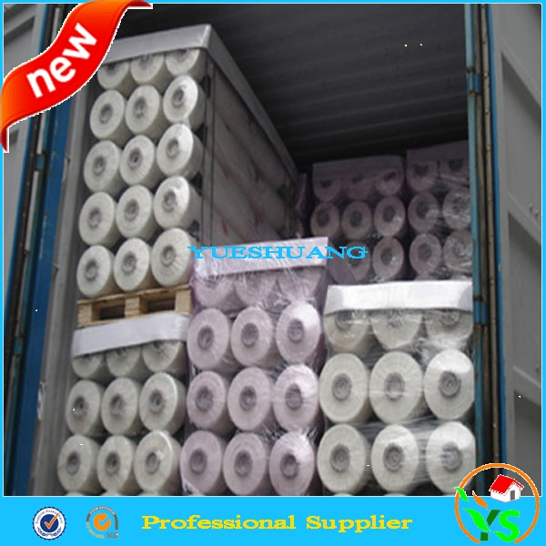 white color silage wrap bale net for grass balers. For Packing Hay,round bale netting,flower bud net.envoltorio net