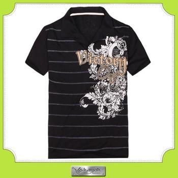 Wholesale cheap custom fashion design brand polo t shirts for Cheap branded polo shirts