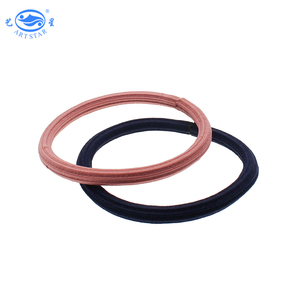 Rubber Hair Accessories Hair Rubber Elastic Rubber Bands