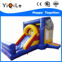 Inflatable water slide jump castles for sale kids inflatable amusement park