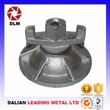 Slope plate building fittings formwork accessories foundry parts service