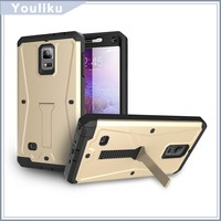 Unbreakable shockproof waterproof 3 layer protective Cell Phone Case for samsung galaxy note 4 for iphone 6