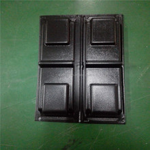Black Thermoform ABS Plastic Trays