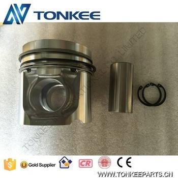 China OEM D7E engine piston D7E EC290B Prime piston kit 0450-1353