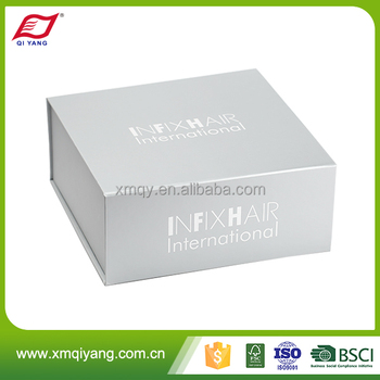 Custom logo printed luxury shoes packaging folding paper box