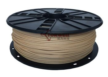 High quality 1.75 & 3mm Wood filament 3D printer 1kg/spool